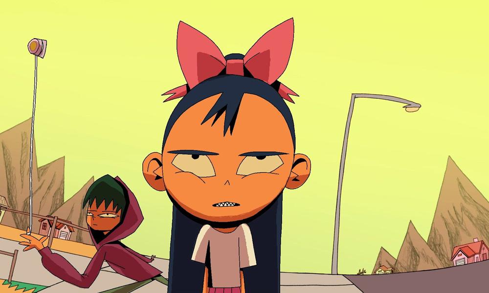 La serie animata comica Dirt Girls di Victoria Vincent