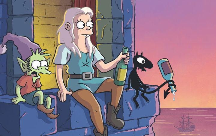 Disincanto – La serie animata per adulti di Matt Groening del 2018