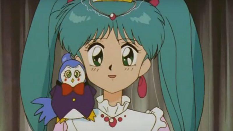 Dolceluna (Maho no angel Sweet Mint) – La serie animata fantasy del 1990