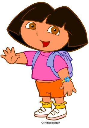 Dora l'esploratrice – La serie animata per bambini del 2000