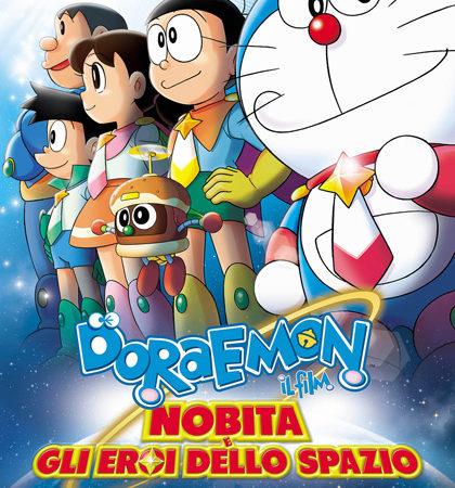 Doraemon il film: Nobita e gli eroi dello spazio – Il film del 2015