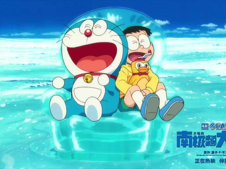 Doraemon – La grande avventura in Antartide – Il film del 2017