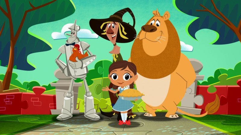 Dorothy e le meraviglie di Oz – La serie animata del 2017
