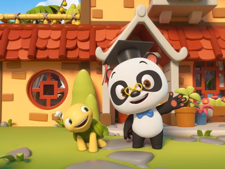 Dr Panda – La serie animata del 2019