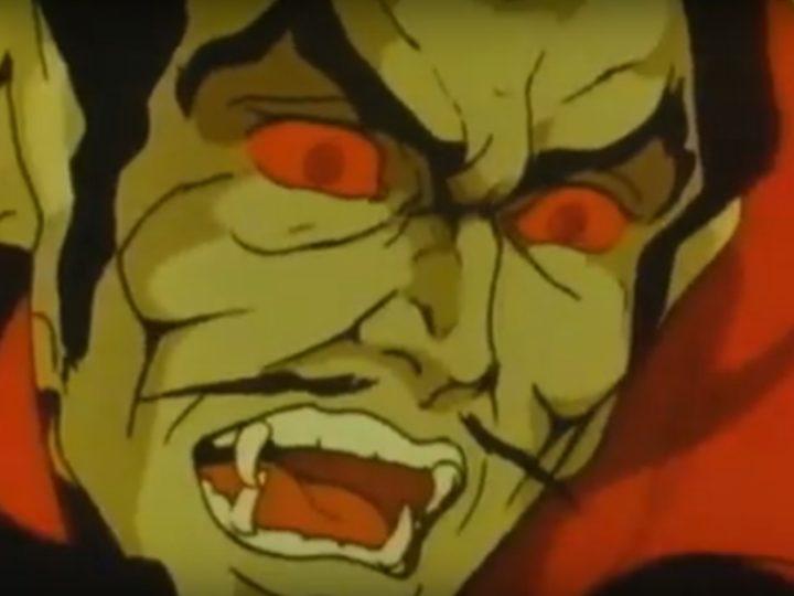 Dracula – La serie anime del 1980