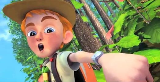 Eco Planet – Un pianeta da salvare – Il film di animazione del 2012