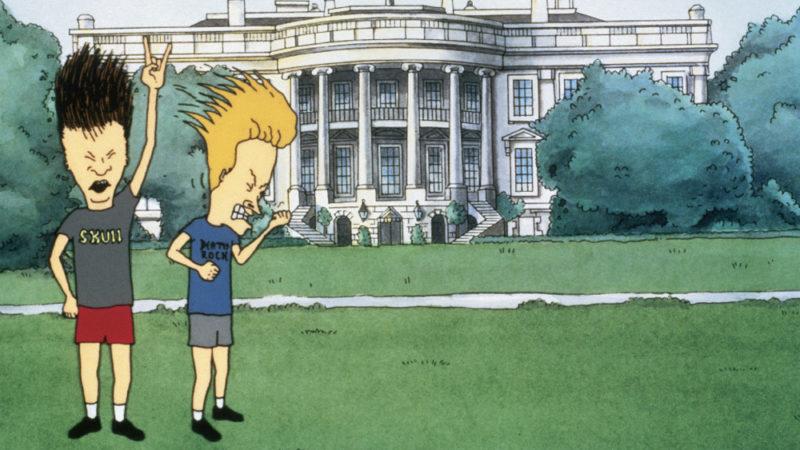 """""""Beavis and Butt-head Do America"""" arriva in Blu-ray per il 25° anniversario"""
