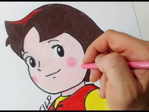 Come disegnare Heidi