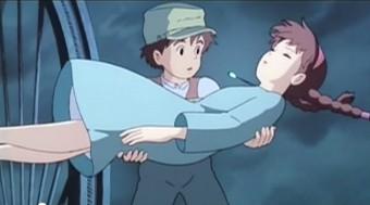 Laputa, castello nel cielo – Il film di animazione del 1986