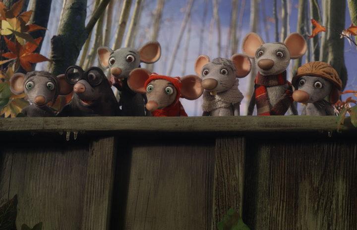 Lizzy e Red, amici per sempre – Il film di animazione dal 8 dicembre 2021 al cinema
