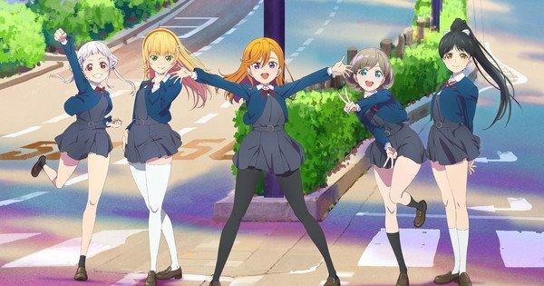 Love Live! Superstar!! L'anime ottiene la seconda stagione
