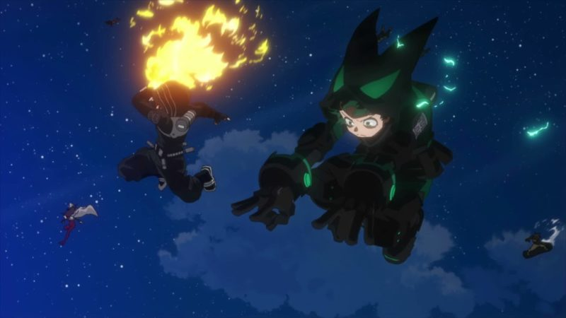 """MY HERO ACADEMIA: the movie 3 – World Heroes' Mission (Trailer 30"""")"""
