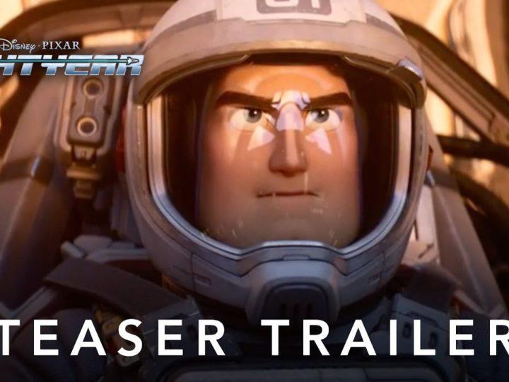 Lightyear – Teaser Trailer