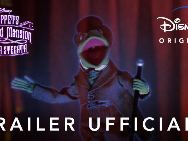 Disney+   Muppets Haunted Mansion – La Casa Stregata   In Streaming Ora