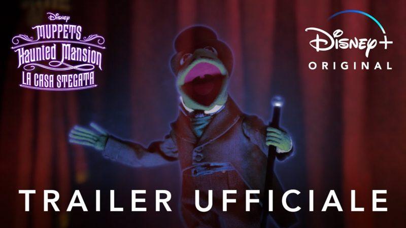Disney+ | Muppets Haunted Mansion – La Casa Stregata | In Streaming Ora