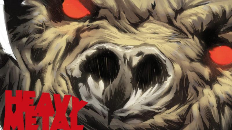 """L'heavy metal collabora con Dan Fogler e Daniel Powell nel cartone animato """"Moon Lake"""""""