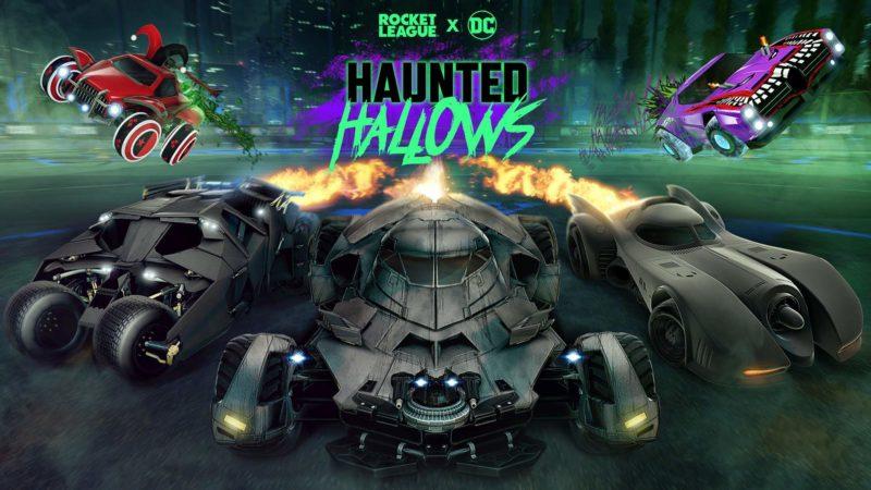 I supercriminali di Batman conquistano i Doni Infestati in Rocket League