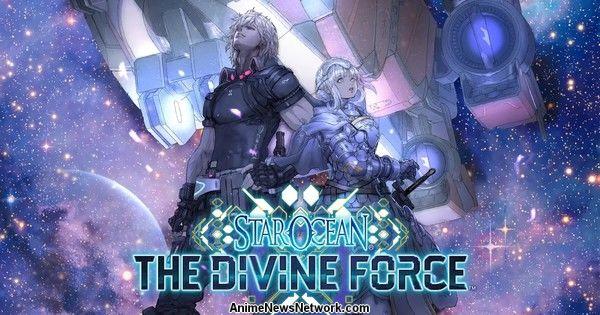 Square Enix svela il gioco Star Ocean The Divine Force per il 2022