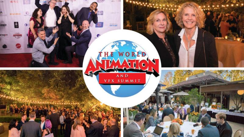 Annunciati nuovi oratori: vinci i biglietti per il World Animation & VFX Summit!