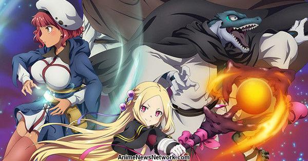 Svelati cast, staff e grafica dell'anime TV di Dawn of the Witch – Notizie