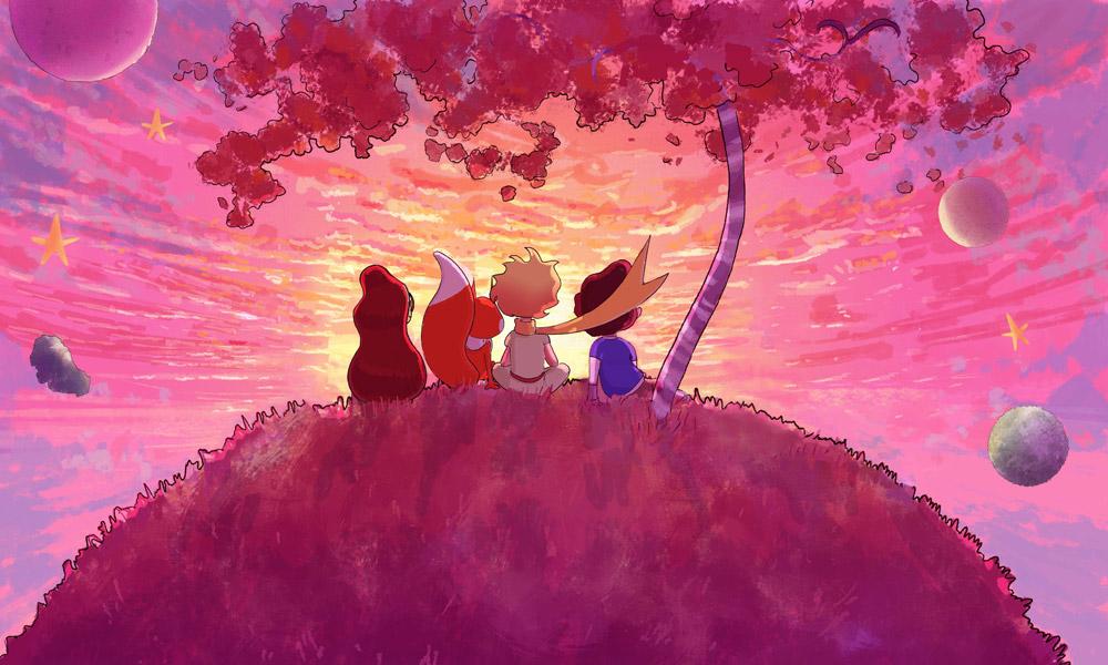 """La serie 2D """"Il piccolo principe e i suoi amici"""" è in lavorazione presso ON, Bidibul"""