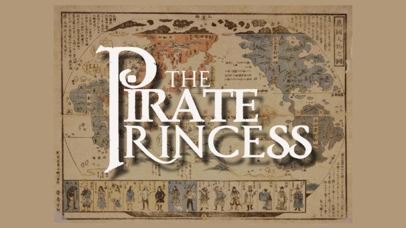 "Curiosity Ink sta sviluppando la prima uscita teatrale ""The Pirate Princess"""