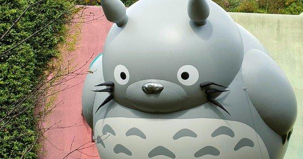 Il Museo Ghibli celebra il 20° anniversario con il pallone gigante Totoro