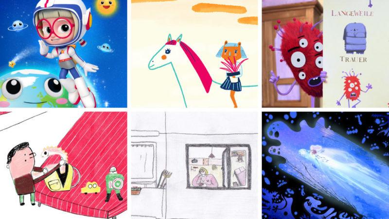 L'evento Cartoon Springboard per i talenti dell'animazione dal 26 al 28 ottobre a Valencia